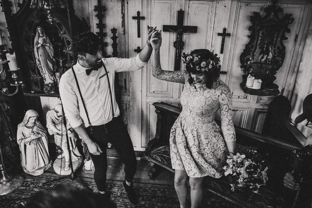 Erneuerung des Eheversprechens im La Dü