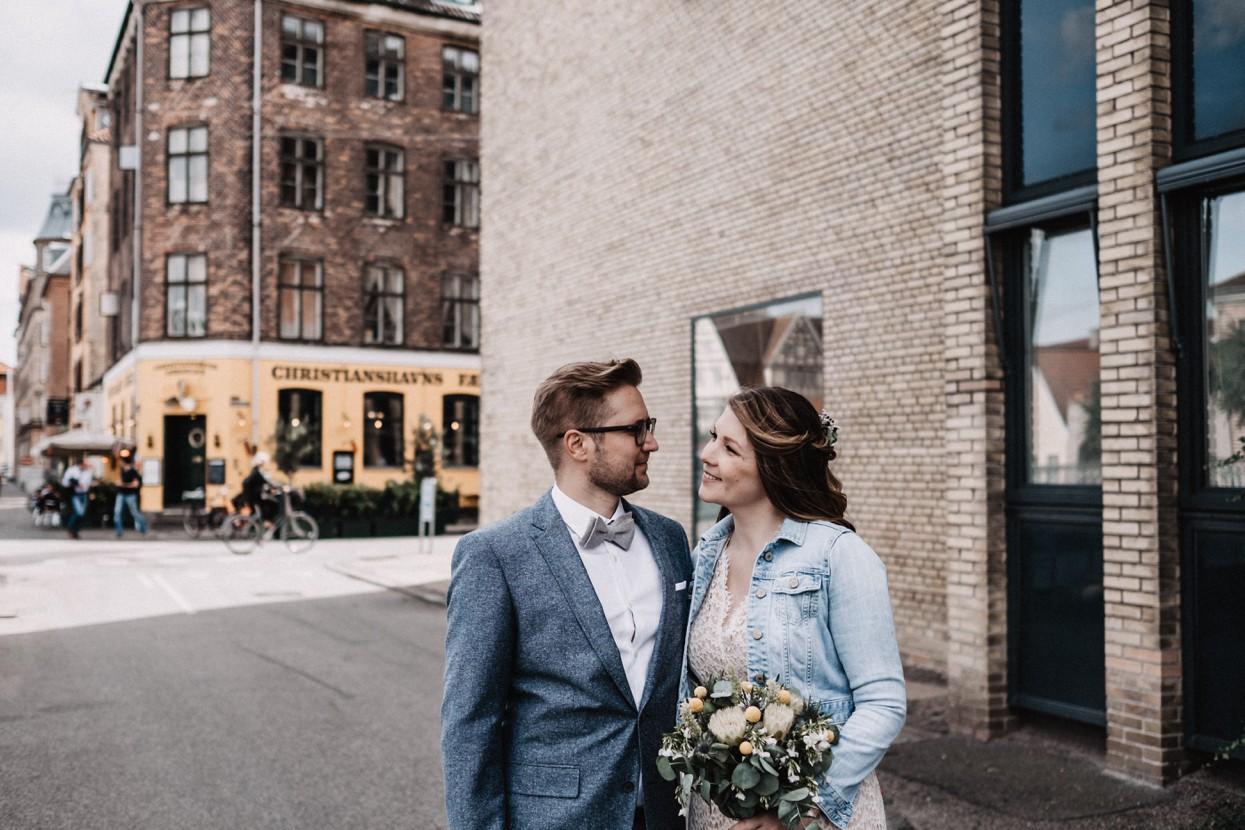 Kopenhagen Hochzeit