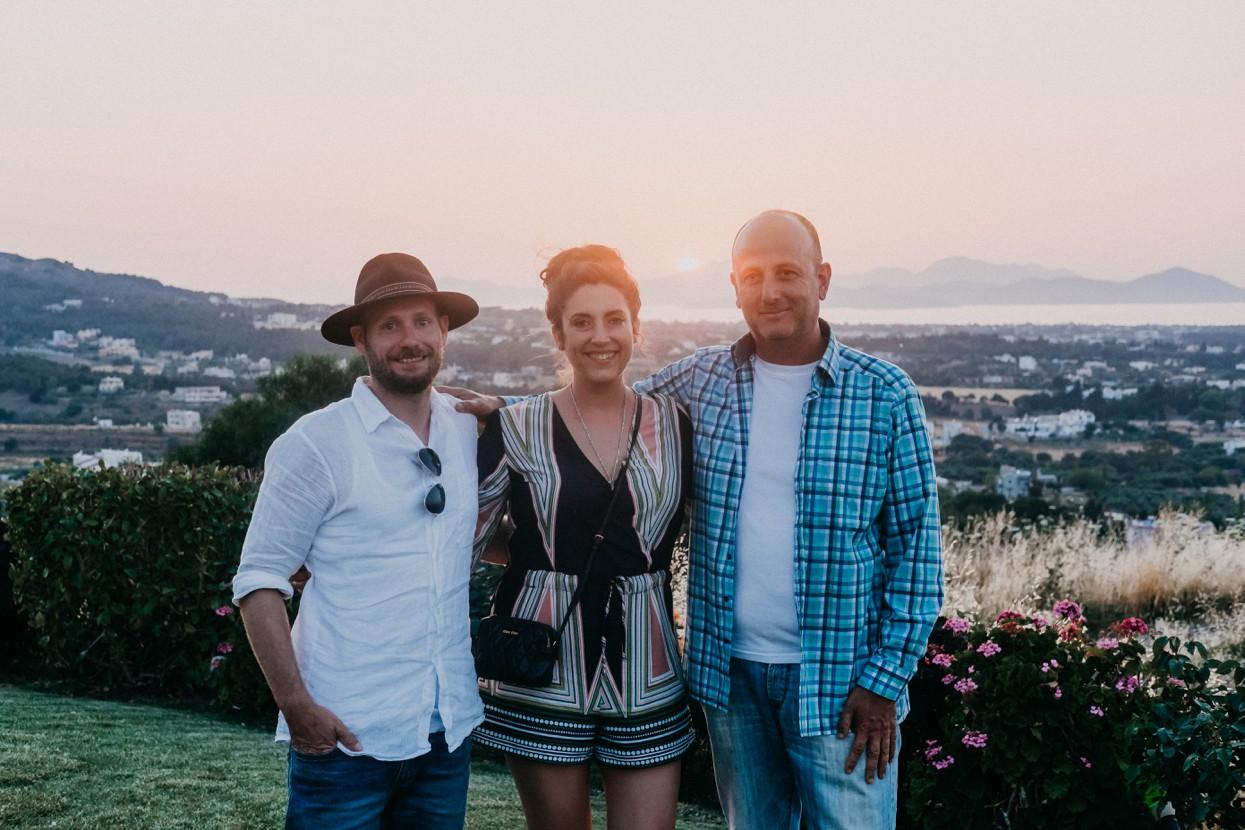 heiraten in Griechenland