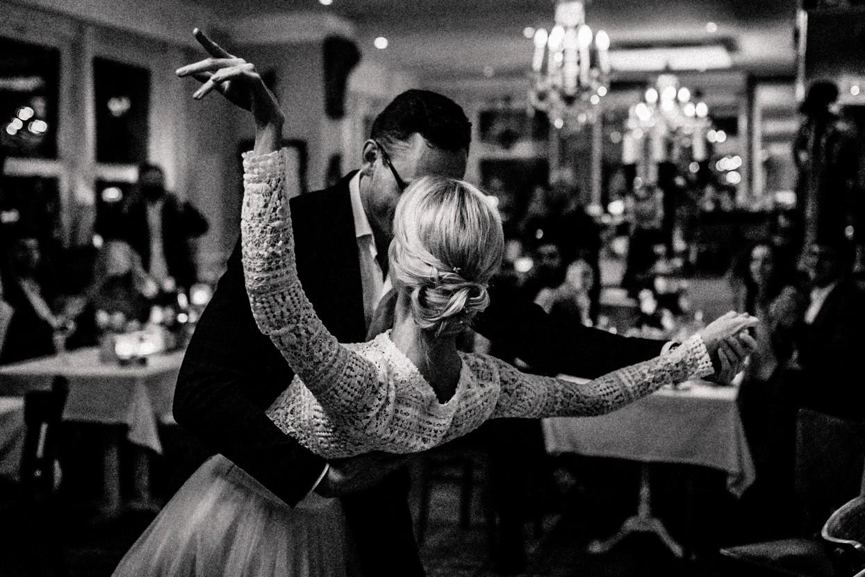 Bewegende Hochzeit im La Dü mit viel Liebe zur Musik