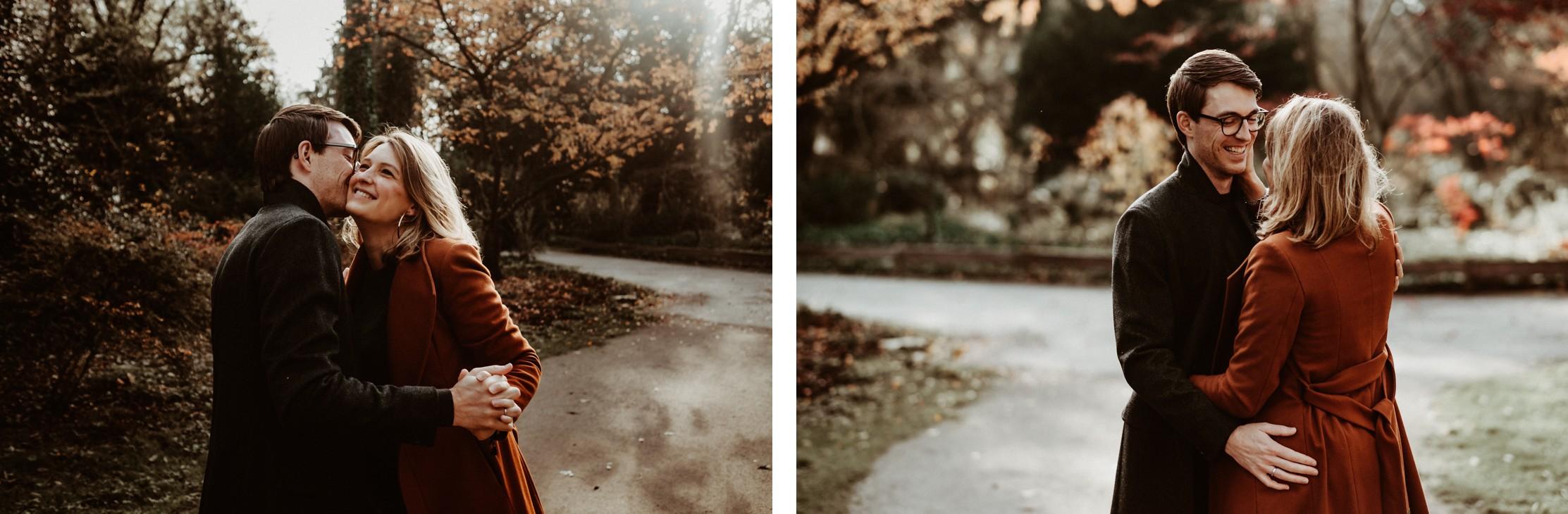 Schwangerschaftsbilder im Herbst
